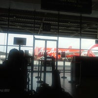 Photo taken at International Departures Hall by Brilly G. on 6/6/2013