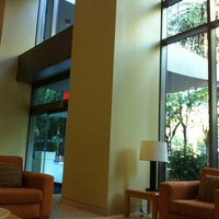 Photo taken at Holiday Inn Express by Marcos F. on 10/21/2012