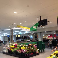 Photo taken at Woolworths by Justin W. on 4/6/2016