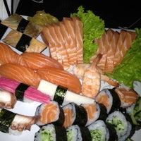 Photo taken at Sakanã Sushi & Hand Rolls by Claudio C. on 11/2/2012