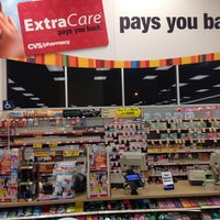 Photo taken at CVS/pharmacy by Dusty H. on 3/6/2014