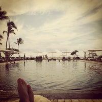 Photo taken at Four Seasons Resort Hualalai at Historic Ka`upulehu by Nader C. on 7/8/2013