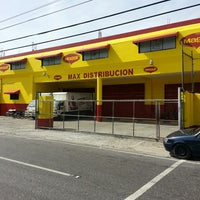 Photo taken at Max Distribucion by Oliver S. on 10/1/2013