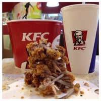 Photo taken at KFC by Никита У. on 6/18/2013