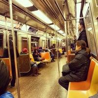 Photo taken at MTA Subway - 7 Train by Kamarul A. on 1/7/2013