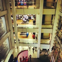 Photo taken at Niketown by Kamarul A. on 1/8/2013