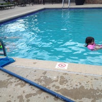 Photo taken at Colony Poolside by Nichole B. on 7/5/2013