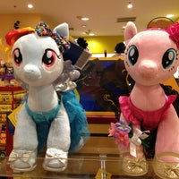 Photo taken at Build-A-Bear Workshop by Dave S. on 7/28/2013