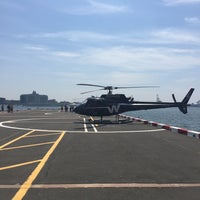 Photo taken at Liberty Helicopter Tours by Charlotte D. on 7/22/2016