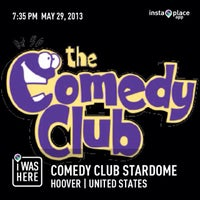 Photo taken at Comedy Club Stardome by Michael P. on 5/30/2013