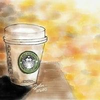 Photo taken at Starbucks by Neslihan Ö. on 9/3/2013