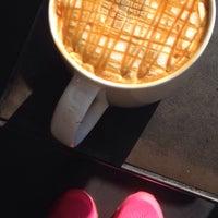 Photo taken at Starbucks by Aleksandra M. on 9/10/2015