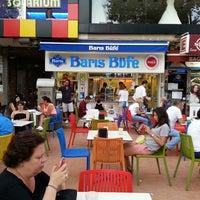 Photo taken at Barış Büfe by Elif U. on 7/21/2013