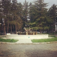 Photo taken at Parco di Montereale by Antonella A. on 4/7/2014
