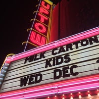 Photo taken at Uptown Theatre by Max G. on 12/3/2015