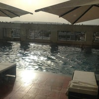 Photo taken at Four Points by Sheraton Jaipur, City Square by S S. on 6/23/2013