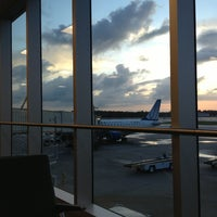 Photo taken at Southwest Florida International Airport (RSW) by Nick L. on 7/4/2013