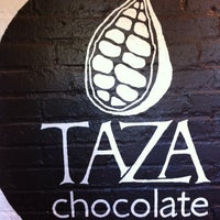 Photo taken at Taza Chocolate by David Z. on 10/17/2012