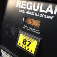 Photo taken at Costco Gasoline by James M. on 12/6/2013
