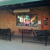 Photo taken at Blue Nile Café by Dustin J. on 6/11/2013