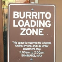 Photo taken at Chipotle Mexican Grill by Kip B. on 8/1/2016