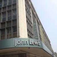 Photo taken at John Lewis by Tareq S. on 7/12/2013