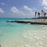 Photo taken at Isla Mujeres by Brian O. on 2/21/2013