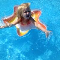 Photo taken at Elks Pool by Deborah B. on 6/21/2013