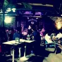 Photo taken at Cafe' De Beach by Fon L. on 2/22/2013
