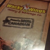 Photo taken at Wacky Wings by Majed Alk on 6/6/2014