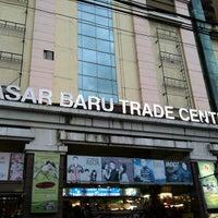 Photo taken at Pasar Baru Trade Center by Bakori A. on 4/21/2013
