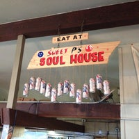 Photo taken at Sweet P's Barbeque & Soul House by Shelton D. on 6/22/2013