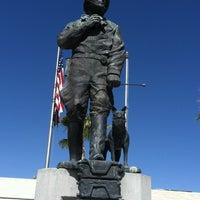 Photo taken at General Patton Memorial Museum by John E. on 3/11/2012