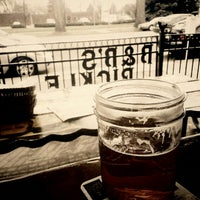 Photo taken at B & B's Pickle Barrel by Julieanna D. on 3/30/2013