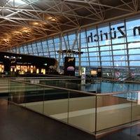 Photo taken at Zurich Airport (ZRH) by Udo J. on 6/24/2013
