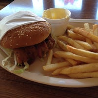 Photo taken at Wonder Burger by Heath B. on 12/12/2013