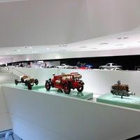 Photo taken at Porsche Museum by Duygu S. on 3/14/2013