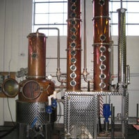 Photo taken at Great Lakes Distillery by John G. on 1/14/2013