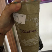 Photo taken at Chatime by Yuchen C. on 3/12/2016