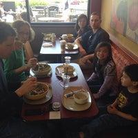 Photo taken at Panera Bread by Matthew C. on 4/12/2014