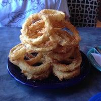 Photo taken at Square 1 Burgers & Bar by Karen A. on 6/27/2013