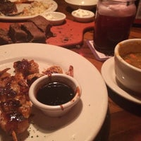 Photo taken at Outback Steakhouse by GiGi N. on 12/4/2014