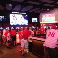 Photo taken at XFINITY Live! Philadelphia by Geoff N. on 7/7/2013