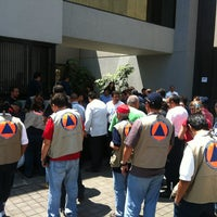 Photo taken at Instituto Federal Electoral by Daniel C. on 6/27/2013