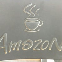 Photo taken at Café Amazon by Kung N. on 7/1/2016