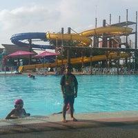 Photo taken at Fantasia Lagoon by Pantita P. on 5/24/2015