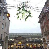 Photo taken at Covent Garden by Jonathan L. on 12/2/2016