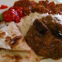Photo taken at Taste Of India by Julie R. on 11/10/2012