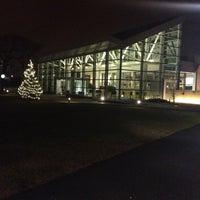 Photo taken at Slavin Center by Hayley M. on 12/9/2012