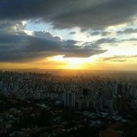 Photo taken at Mirante do Mangabeiras by Jaziel S. on 7/10/2013
